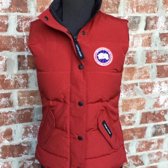 29824626ba6 Canada Goose Jackets & Blazers - SALE New Authentic Canada Goose freestyle  vest xs